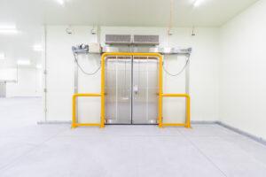 冷凍冷蔵倉庫セミナー 見学会 内部